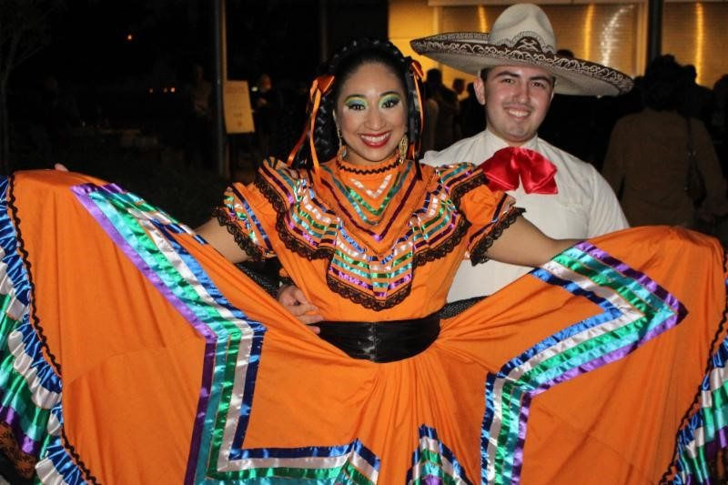 Mexico Lindo Ballet Folklorico Fort Worth