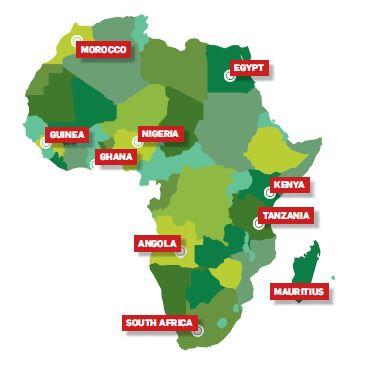 Africa Port Expansion