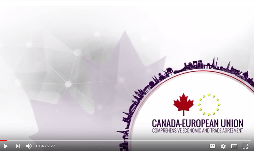 What Is Ceta Canada And European Unions Aggressive Trade Agreement