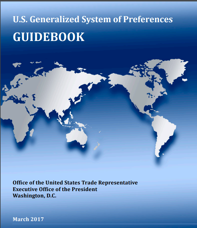 The U S  Generalized System of Preferences (GSP) FAQ