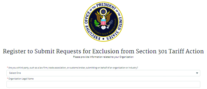 List 4 Exclusions