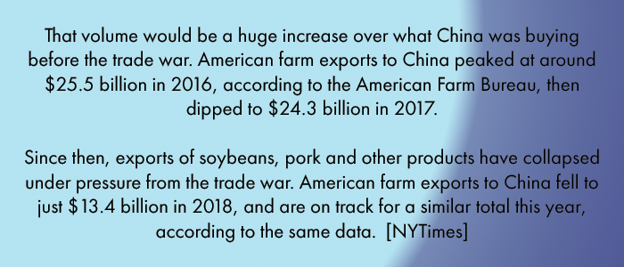 U.S. China Trade Deal