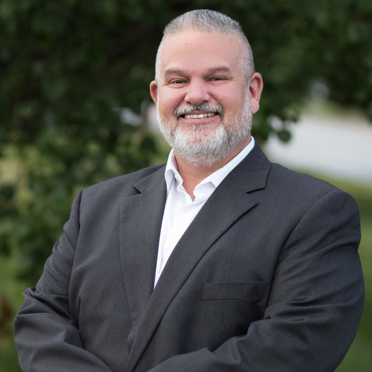 Dwayne Dever Vice President and Chief Information Officer headshot.