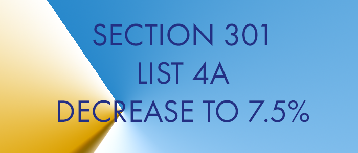 Section 301 4a