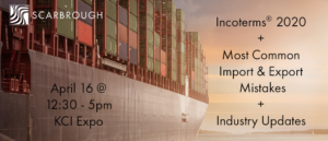 Incoterms 2020 training