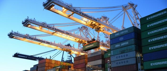 coronavirus international shipping