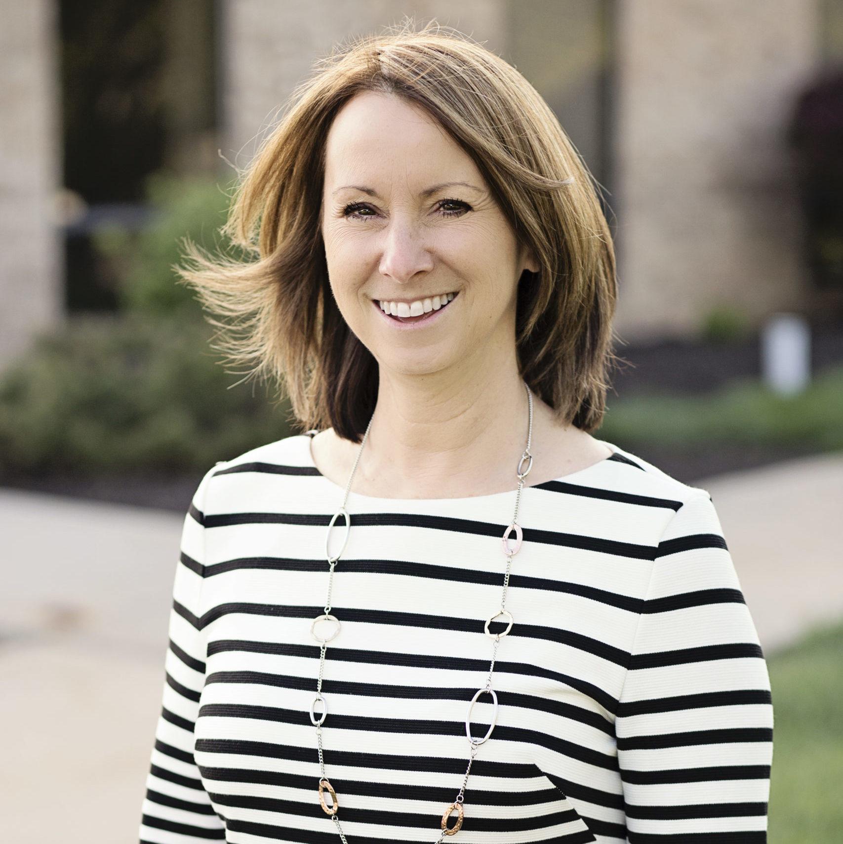 Kathy Shanks Executive Vice President headshot.