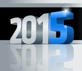 2015 Happy New Year Card