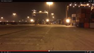 ILWU empty dock