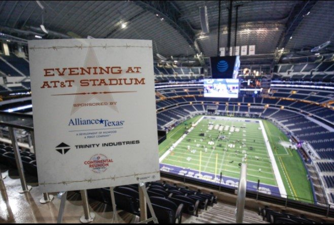In true NASCO fashion, attendees closed the day on the Pepsi Platform at the AT&T Stadium, home of the Dallas Cowboys!