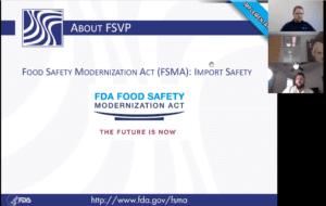 FDA FSVP