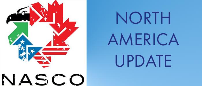 north america update