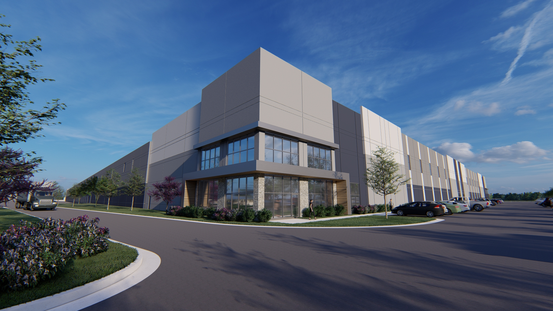 The new Scarbrough facility in Kansas City Northland region.