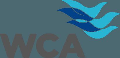 WCA logo.