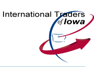 International Traders of Iowa logo.