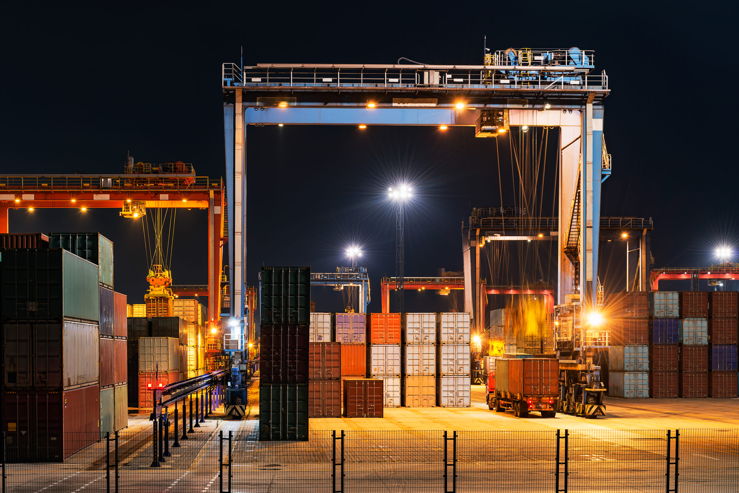Weekly Logistics News Headlines: Infrastructure Deal, Wildfire Disruptions, Port Houston Outage