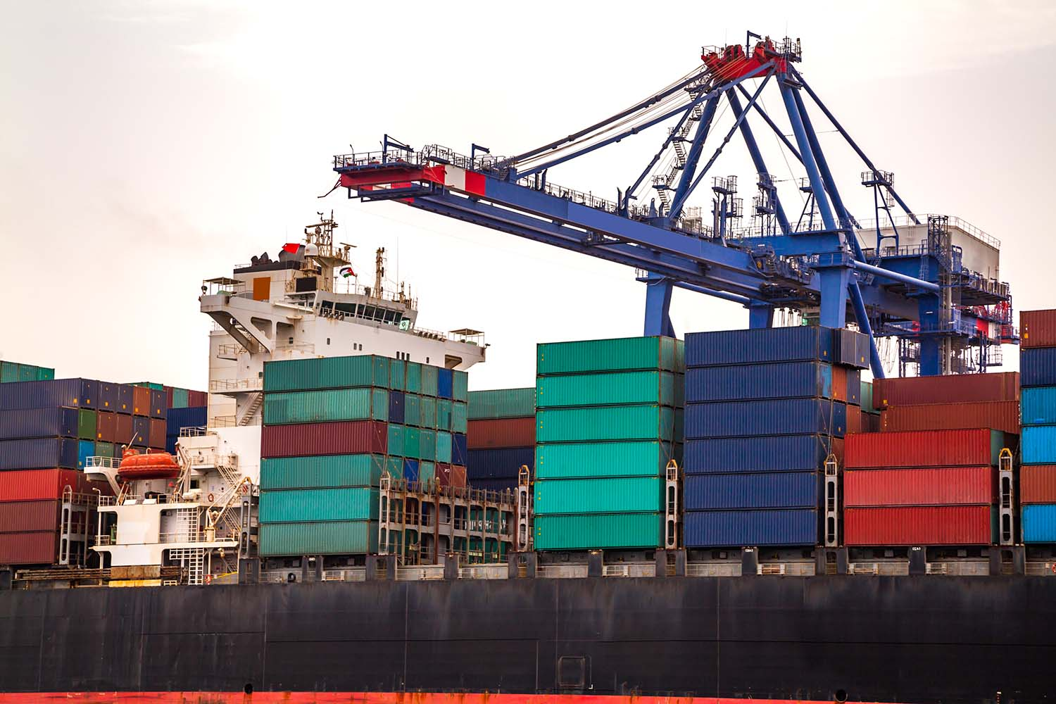 Freight Rates Affecting Container Shipping