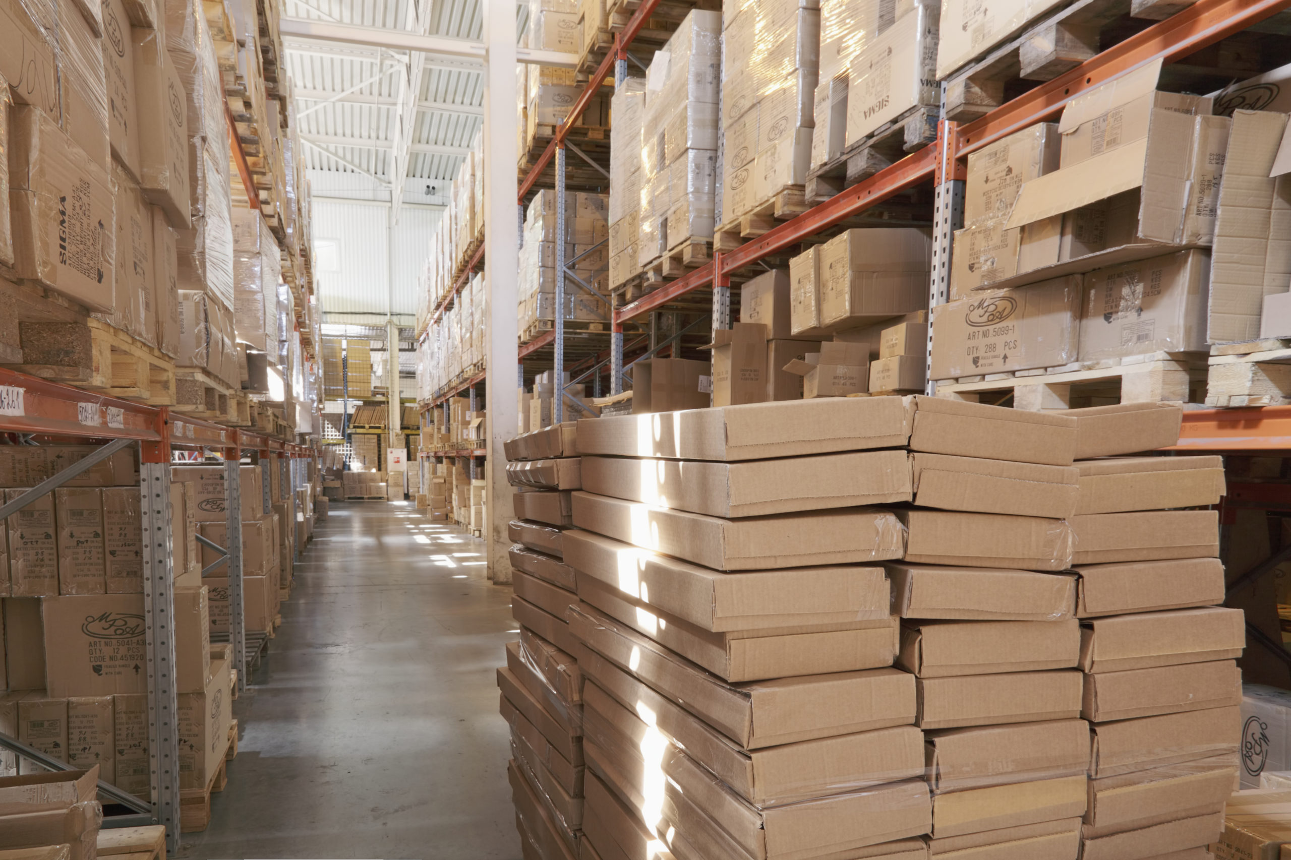 West Coast Warehouse space is tightening as costs rise